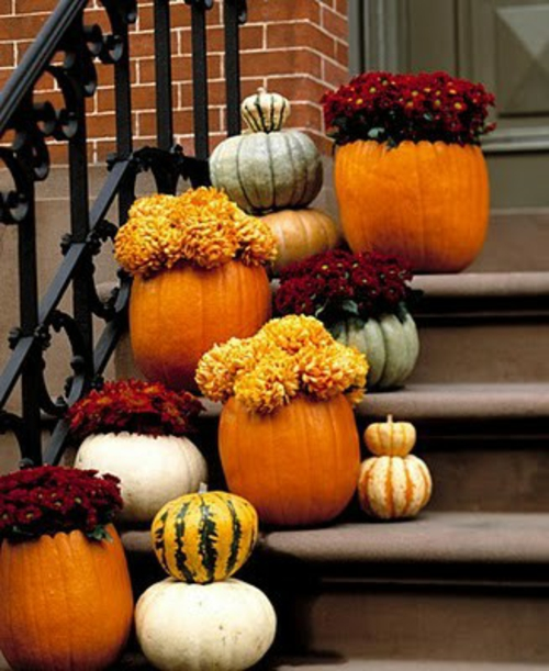 Autumn Yard Decorations: Fall Decorating Ideas